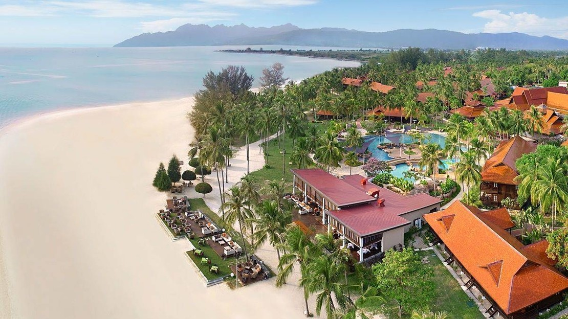 1/17  Meritus Pelangi Beach Resort and Spa - Malaysia