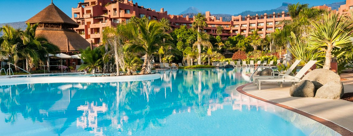 1/9  Sheraton La Caleta Resort and Spa - Tenerife
