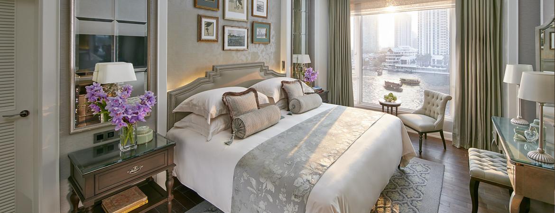 1/16  Mandarin Oriental Hotel - Thailand