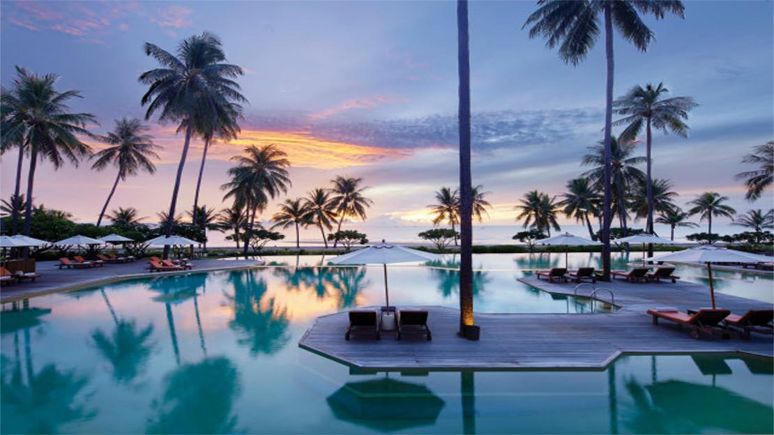 1/24  Evason Hua Hin Resort - Thailand