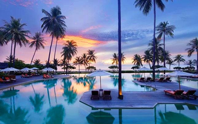 1/10  Evason Hua Hin Resort - Thailand
