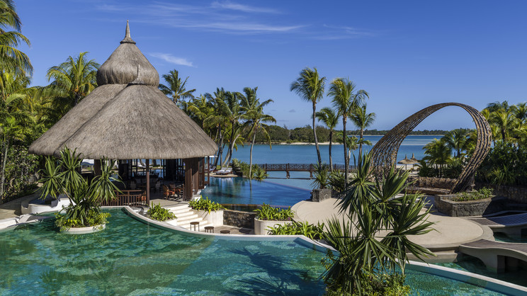 1/16  Shangri La's Le Touessrok Resort and Spa - Mauritius