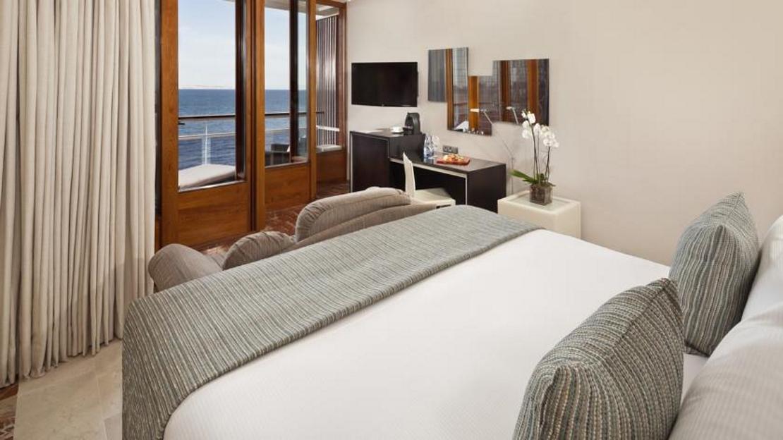 Premium Rooms with Sea View