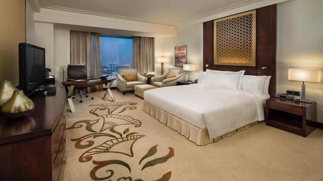 King Deluxe Room with Skyline View