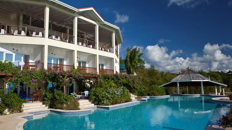 1/10  Calabash Cove - St Lucia