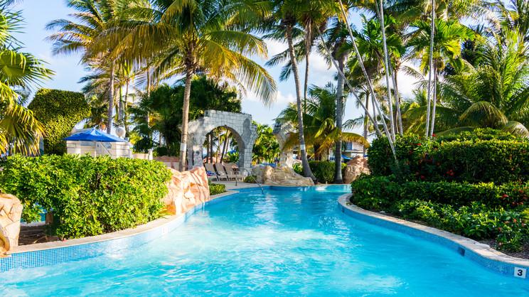 1/16  Hilton Rose Hall Resort and Spa - Jamaica