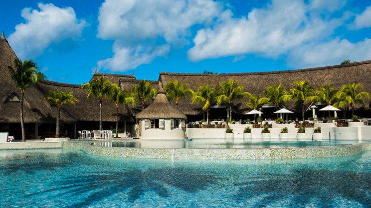 1/14  LUX Belle Mare - Mauritius