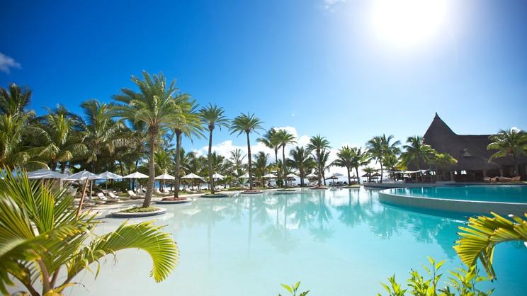 1/16  LUX Belle Mare Resort & Villas - Mauritius