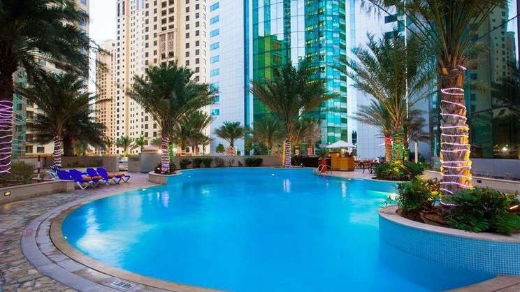 1/8  JA Oasis Beach Tower - Dubai