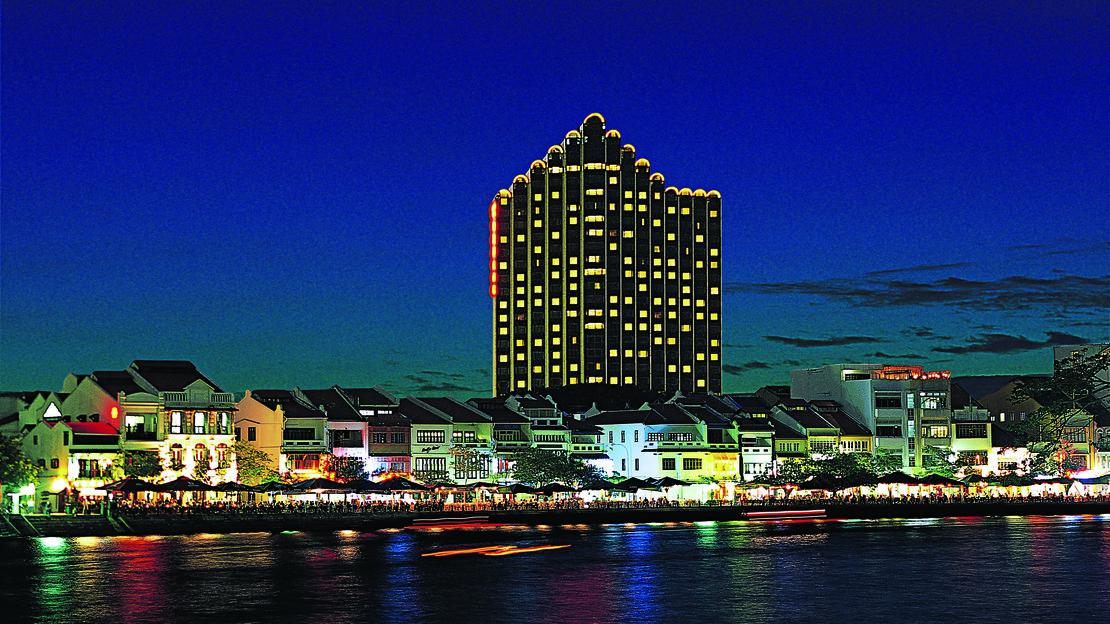 1/8  Furama City Centre - Singapore