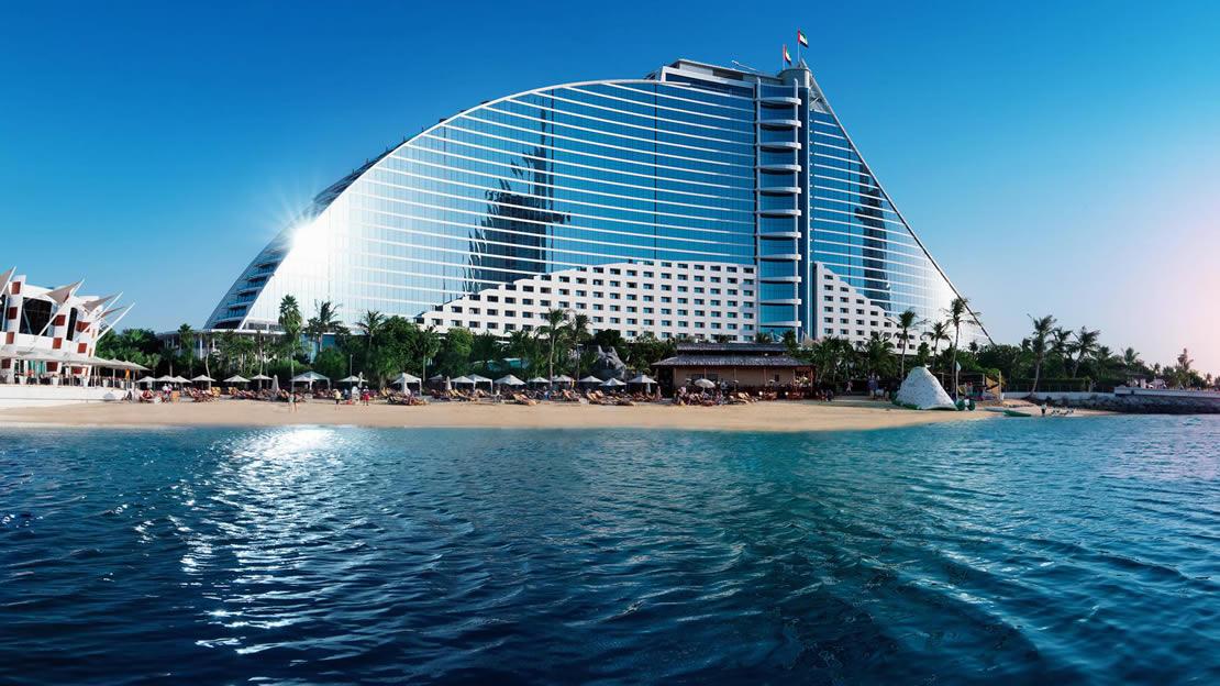 1/33  Jumeirah Beach Hotel - Dubai