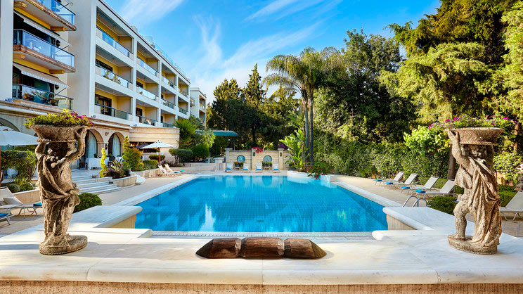 1/14  Rodos Park Suites and Spa - Rhodes