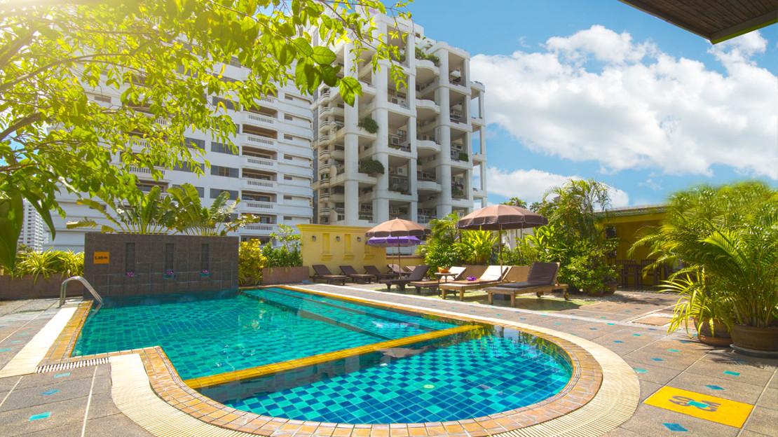 1/9  Woraburi Sukhumvit Hotel - Thailand