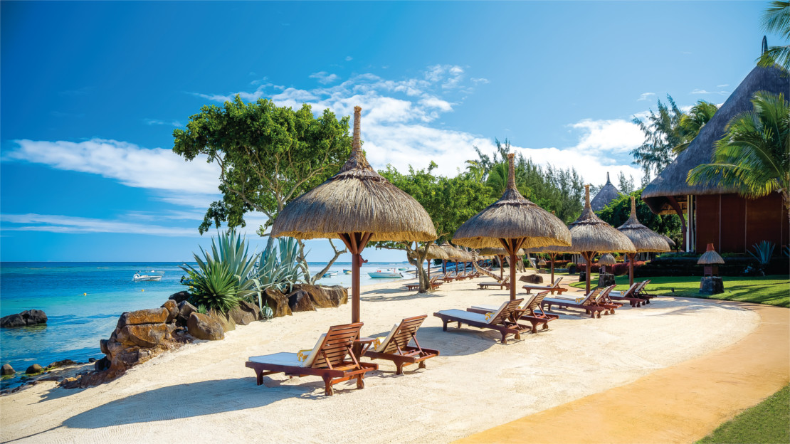 The Oberoi Beach Resort, Mauritius
