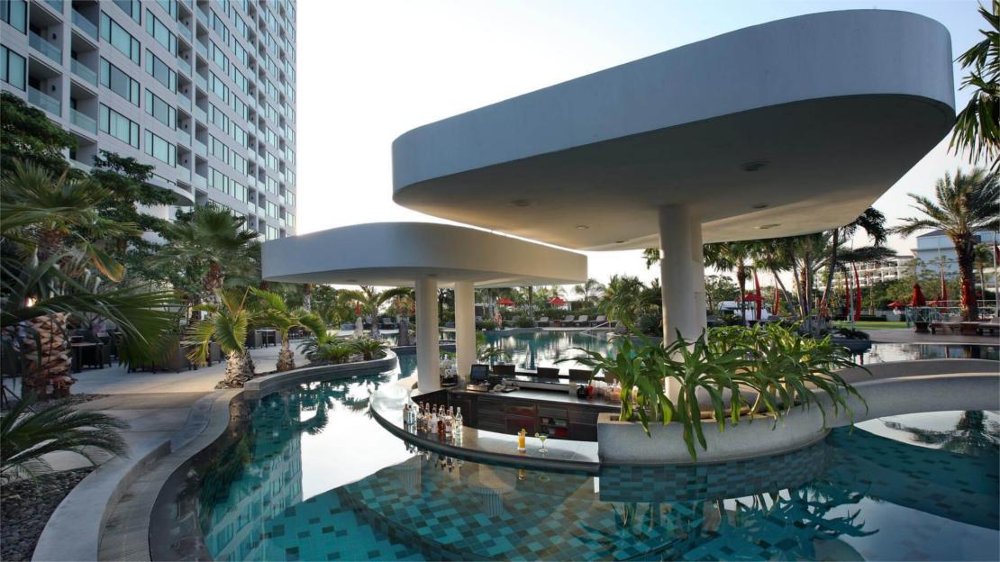 1/11  Amari Ocean Pattaya - Thailand