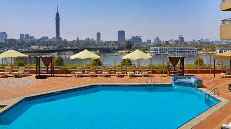 1/9  Ramses Hilton - Cairo City, Egypt