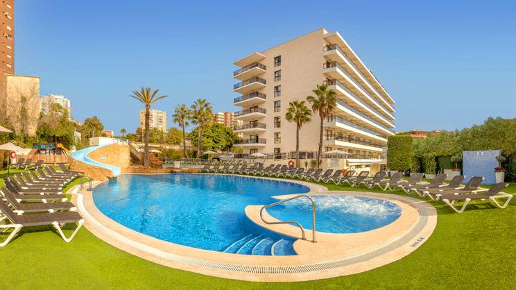 1/5  RH Corona Del Mar Beach Hotel - Costa Blanca
