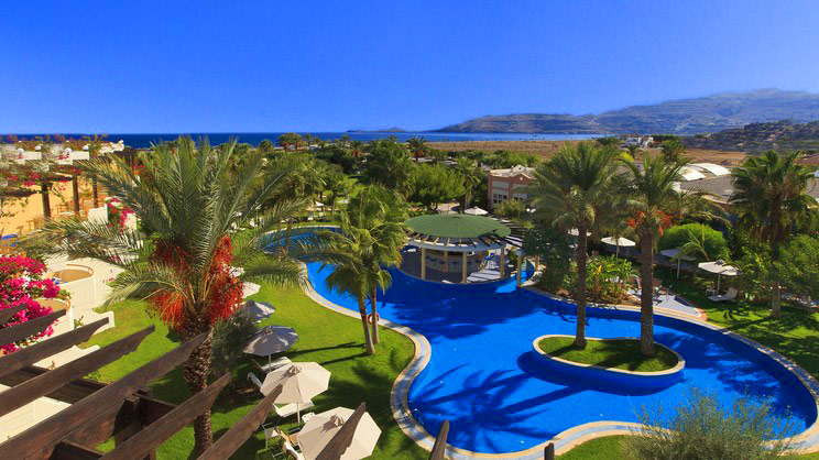 1/8  Atrium Palace Thalasso Spa Resort and Villas - Rhodes