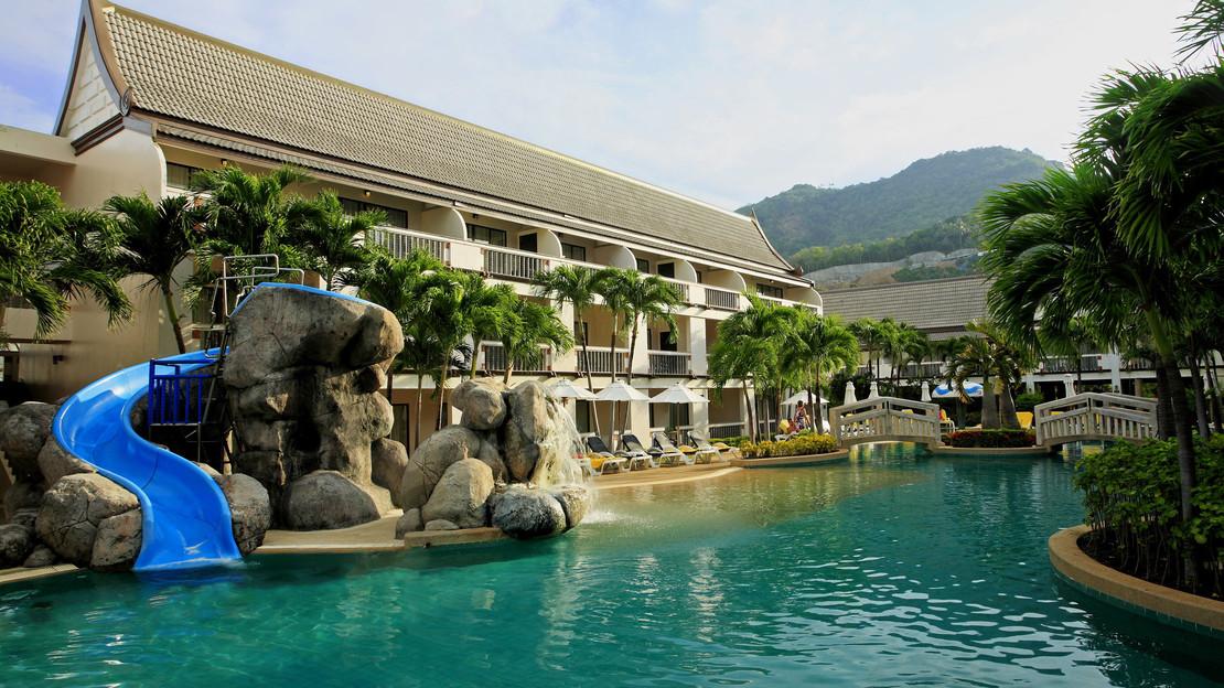 1/12  Centara Kata Resort - Thailand