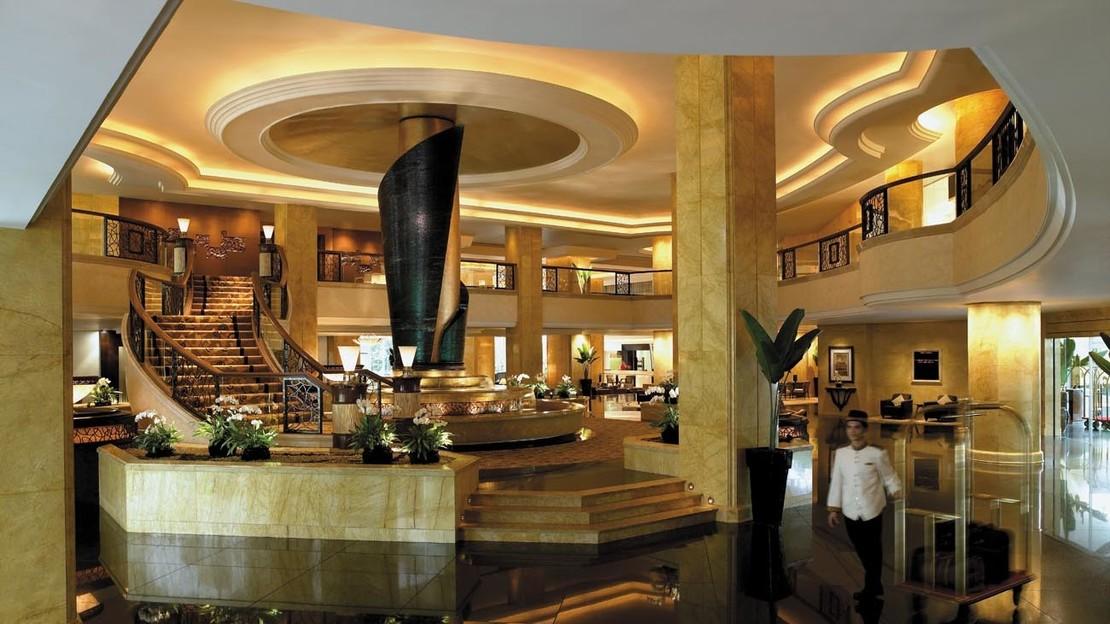 1/14  Shangri-La Hotel Kuala Lumpur - Malaysia