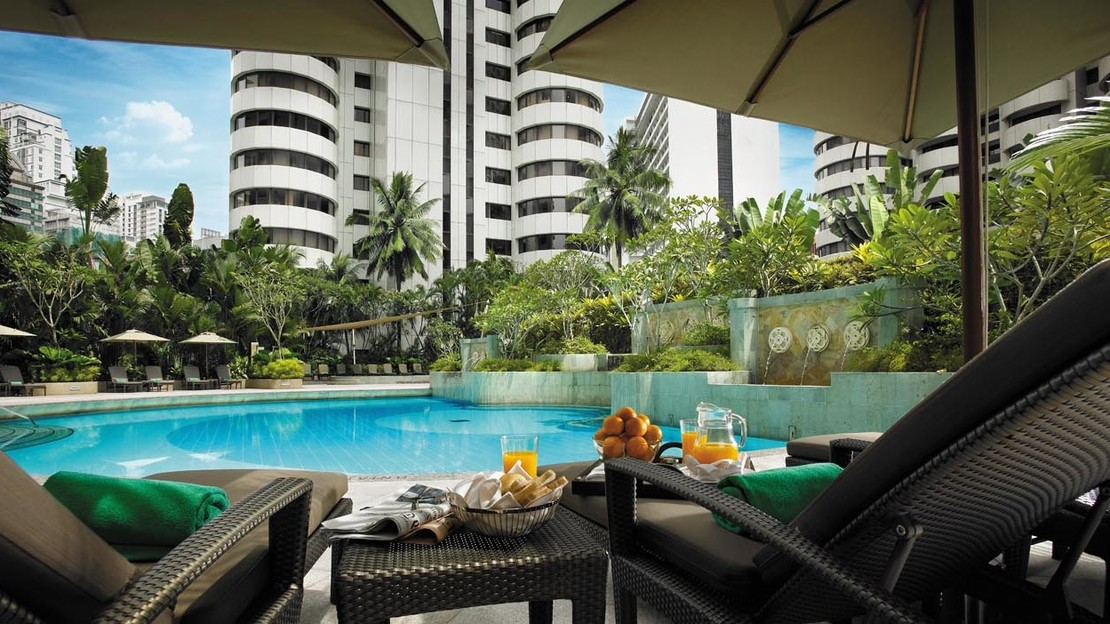 1/11  Shangri-La Hotel Kuala Lumpur - Malaysia