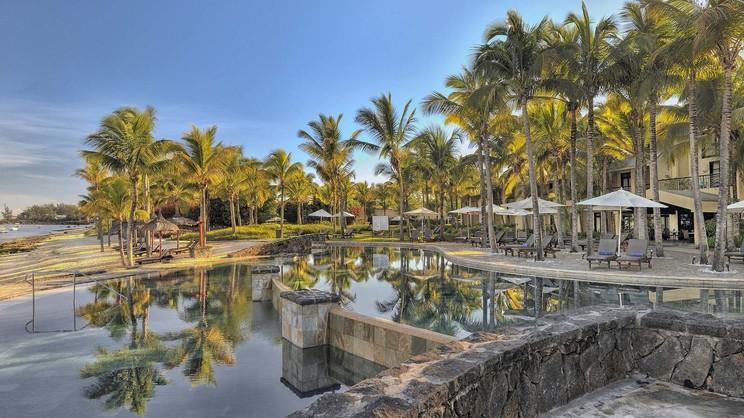 1/8  Le Meridien Ile Maurice - Mauritius