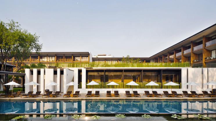 1/10  Anantara Chiang Mai Resort - Thailand