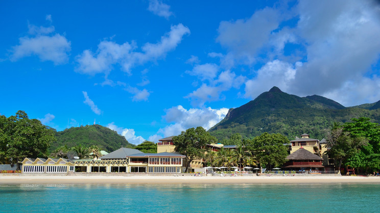 1/5  Coral Strand Hotel - Seychelles