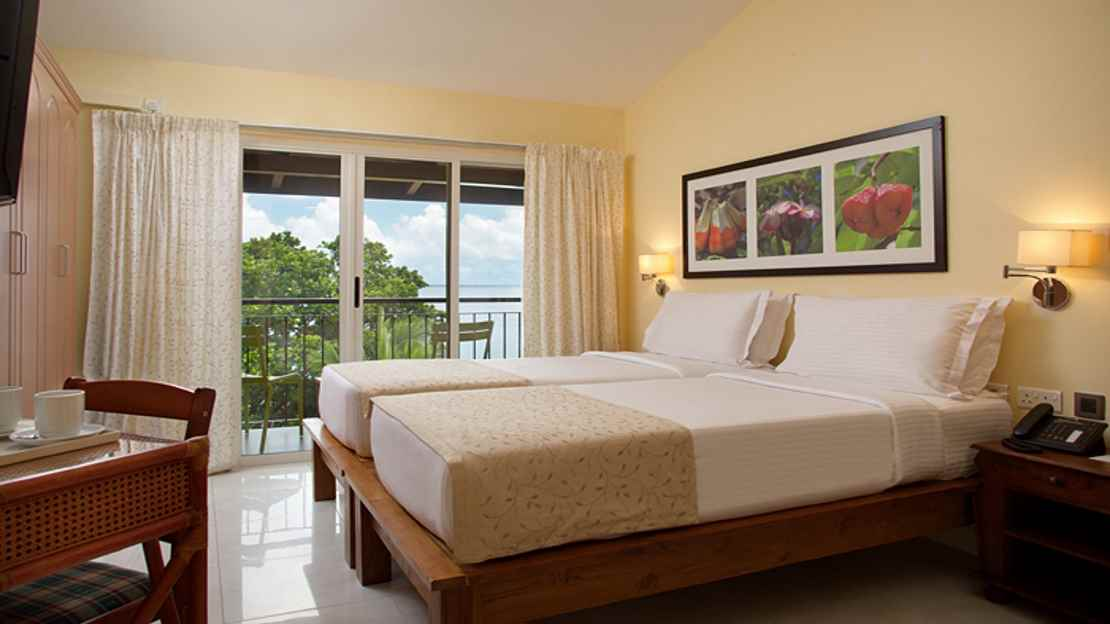 Standard Room and Classic Ocean View