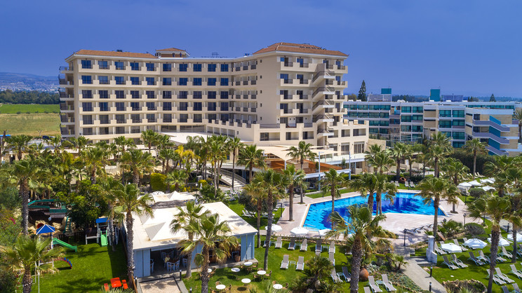 1/8  Aquamare Beach Hotel and Spa - Paphos