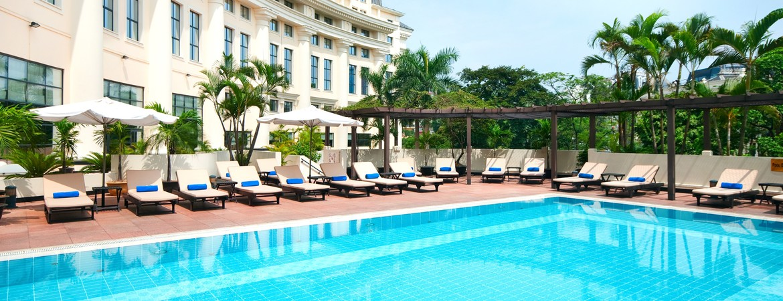 1/5  Hilton Hanoi Opera - Vietnam