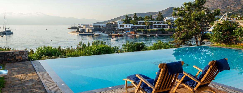 1/8  Eluonda Bay Palace Hotel - Crete, Greece