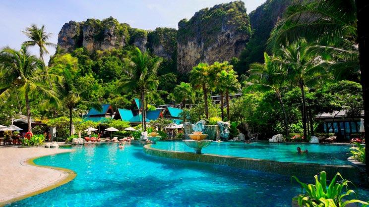 1/17  Centara Grand Beach Resort and Villas Krabi - Thailand