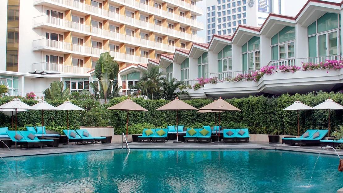 1/15  Dusit Thani Bangkok - Thailand