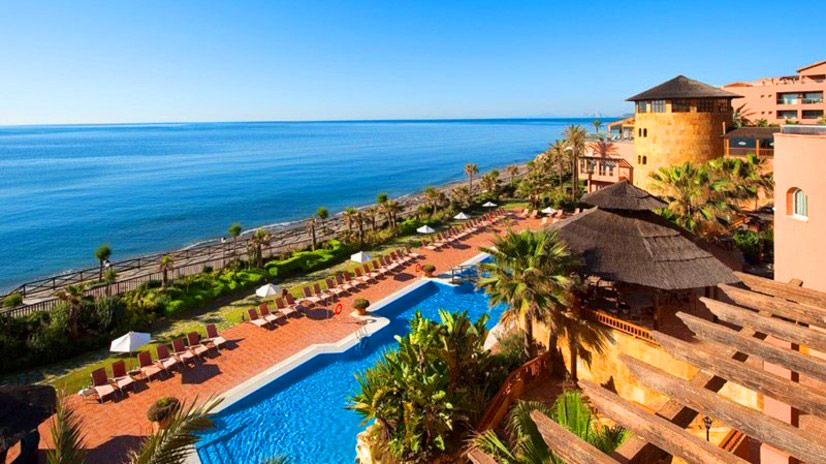 1/15  Elba Estapona Gran Hotel and Thalasso Spa - Costa del Sol