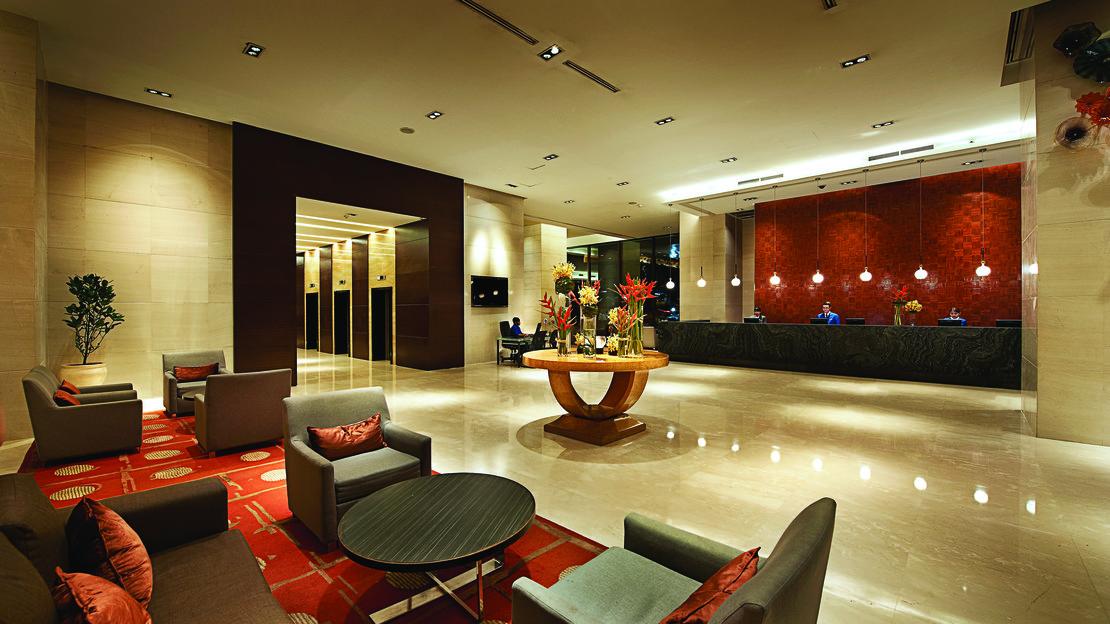 1/7  Berjaya Times Square Hotel - Malaysia