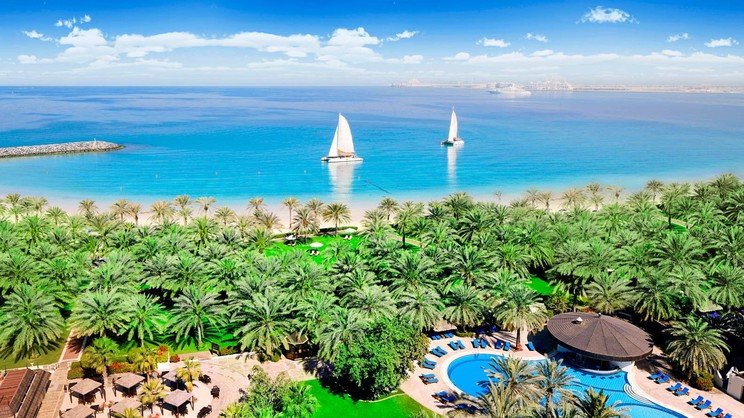 1/7  Sheraton Jumeirah Beach Resort - Dubai