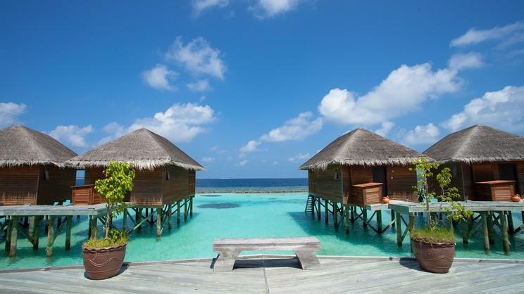 1/8  Vakarufalhi Island Resort - Maldives