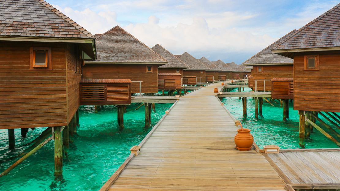 Vakarufalhi Island Resort - Maldives