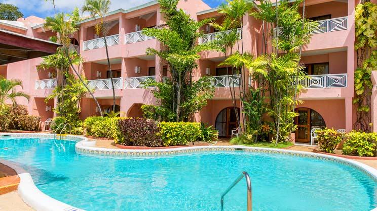 1/14  Barbados Beach Club - Barbados