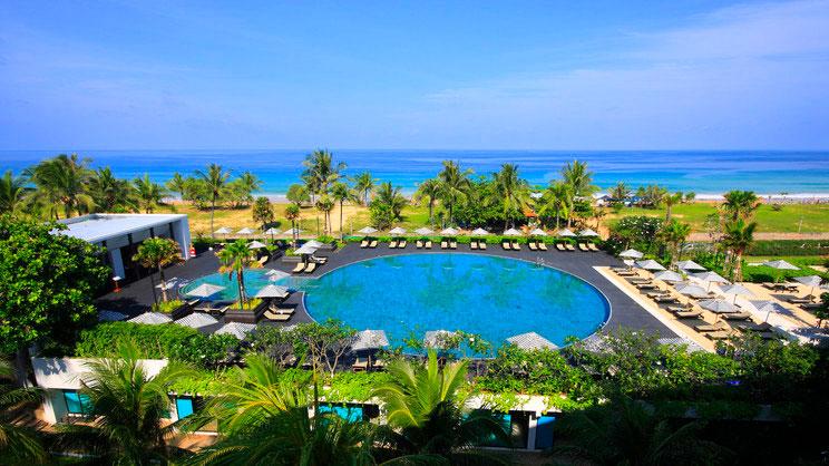 1/9  Hilton Phuket Arcadia Resort and Spa - Thailand