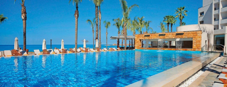 1/12  Alexander the Great Beach Hotel - Paphos