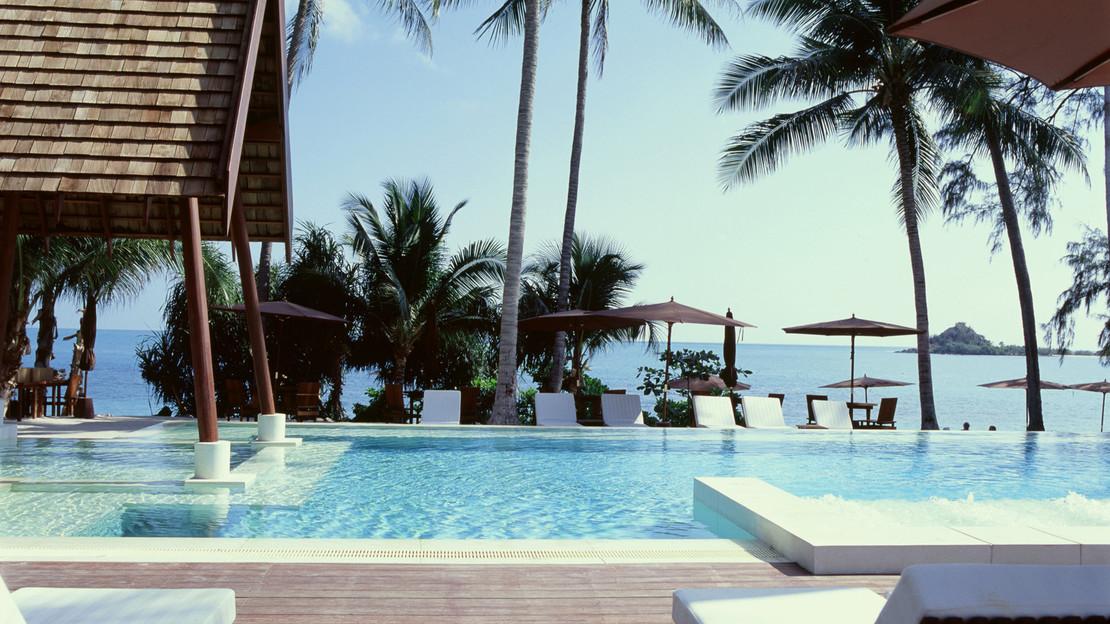 1/28  Sala Samui Resort and Spa - Thailand