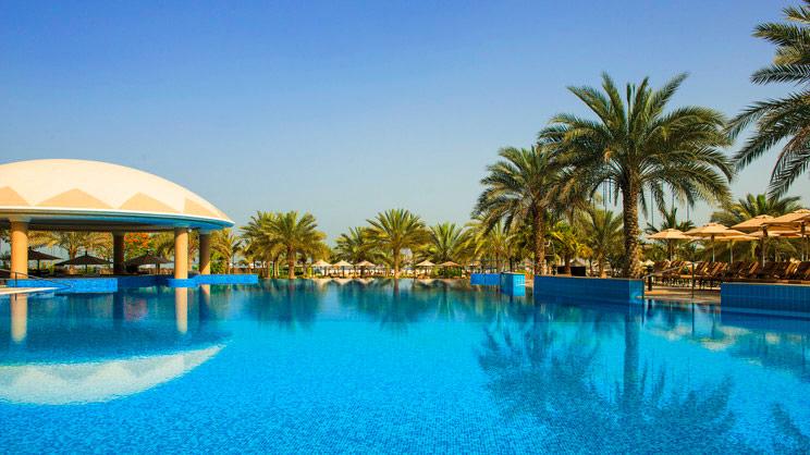 1/28  Le Royal Meridien Beach Resort and Spa - Dubai