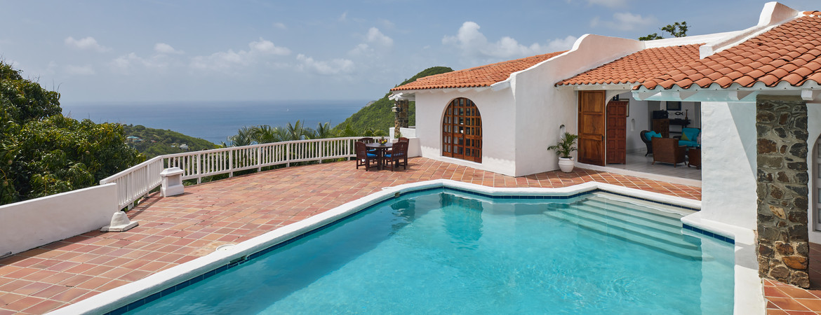 1/10  Windjammer Landing Villa Beach Resort - St Lucia