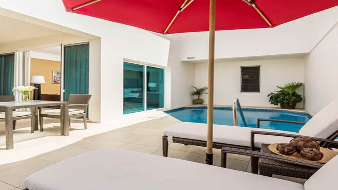 Anthurium Pool Suites