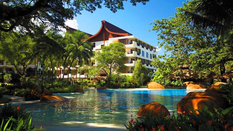 1/10  Shangri-La Rasa Sayang Resort and Spa - Malaysia