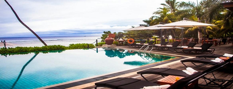 1/12  DoubleTree Resort and Spa by Hilton Hotel Seychelles - Allamanda
