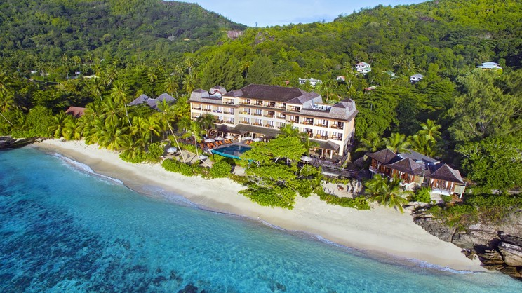 1/10  DoubleTree by Hilton Seychelles - Allamanda Resort and Spa