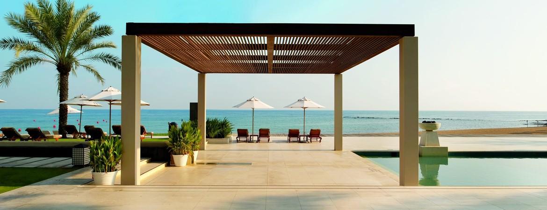 1/10  Ritz-Carlton Al Bustan Palace - Oman